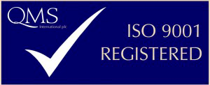 QMS ISO9001 Registered